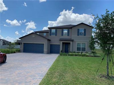 Apopka Single Family Home For Sale: 552 Keyhold Loop