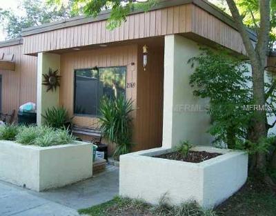 Winter Park FL Townhouse For Sale: $145,900