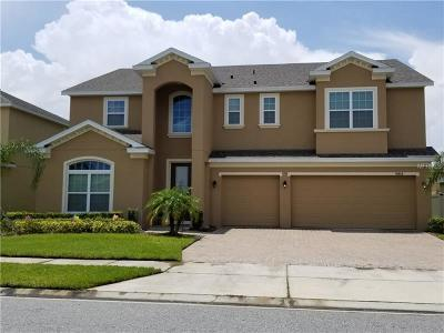 Winter Garden Single Family Home For Sale: 14464 Breakwater Way