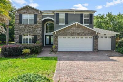 Orange County, Seminole County Single Family Home For Sale: 258 Wekiva Pointe Circle