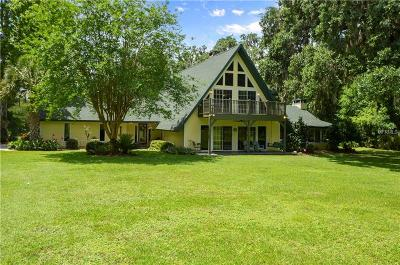 Ocala Single Family Home For Sale: 300 SE 59th Street