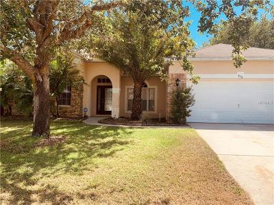 Clermont Single Family Home For Sale: 373 Heather Hills Drive