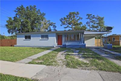 Orlando FL Single Family Home For Sale: $220,000
