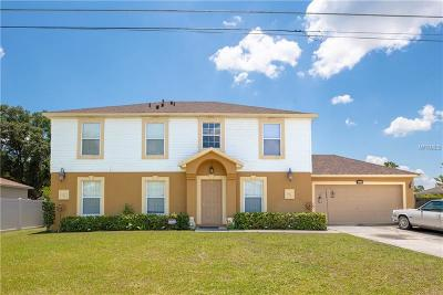 Kissimmee Single Family Home For Sale: 655 McKinley Court
