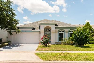 Orlando Single Family Home For Sale: 1817 Snaresbrook Way