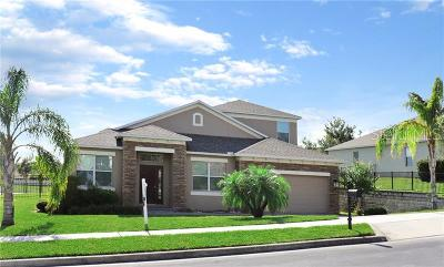 Apopka Single Family Home For Sale: 2443 Misty Cove Circle