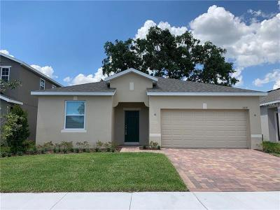 Kissimmee Single Family Home For Sale: 3319 Stratton Circle
