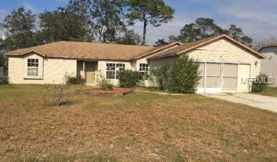 Deltona Single Family Home For Sale: 2270 Dumas Drive