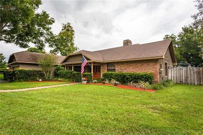 Longwood Single Family Home For Sale: 1533 N Ridge Lake Circle