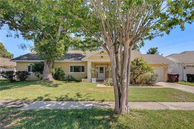 Orlando Single Family Home For Sale: 3110 San Pedro Lane