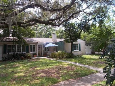 Winter Park Single Family Home For Sale: 1920 Laurel Road