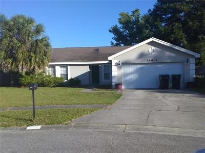 Orlando Single Family Home For Sale: 14001 Saint Leo Court