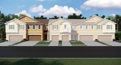 Orlando Townhouse For Sale: 9024 Tecumseh Drive
