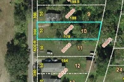 Winter Garden Residential Lots & Land For Sale: 360 Railroad Avenue