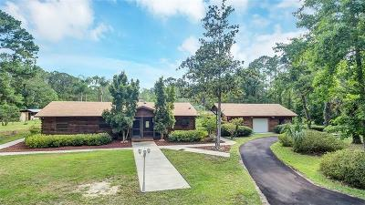 Sanford Single Family Home For Sale: 5675 Deer Path Lane