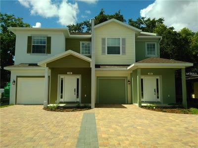 Orlando Townhouse For Sale: 22 W Princeton Street