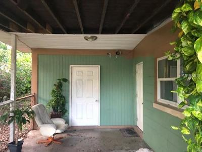 Orlando Single Family Home For Sale: 1605 W Grant Street