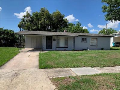 Orlando Single Family Home For Sale: 3420 Mahalia Place