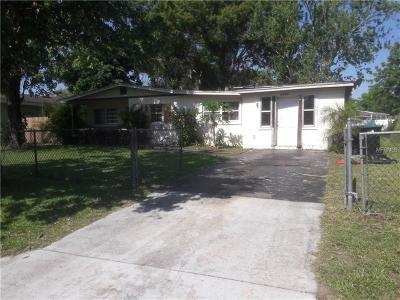 Orlando Single Family Home For Sale: 2906 Paine Lane