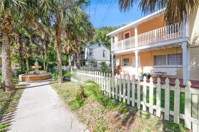 Deland Multi Family Home For Sale: 215 E Voorhis Avenue