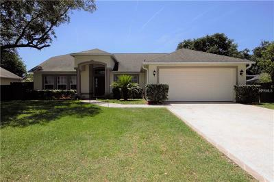Deltona Single Family Home For Sale: 3231 Crestwood Forest Drive