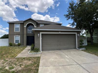 Lake County, Sumter County Single Family Home For Sale: 2252 Sandridge Circle