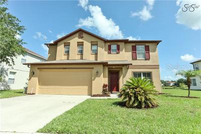 Single Family Home For Sale: 14845 Myakka Crown Drive