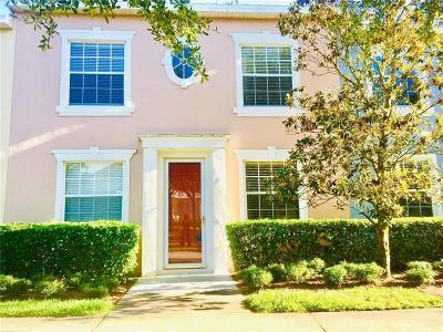 Orlando Townhouse For Sale: 13027 Center Square Drive