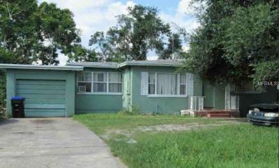 Orlando Single Family Home For Sale: 2229 Rose Boulevard