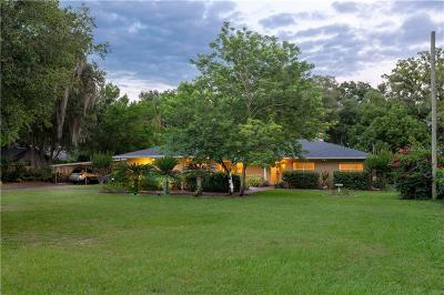 Orlando FL Single Family Home For Sale: $875,000