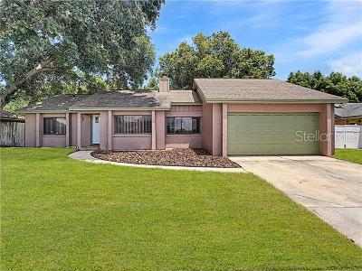 Lake Mary Single Family Home For Sale: 261 Dublin Drive