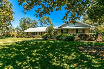 Longwood Single Family Home For Sale: 103 Stonebridge Drive