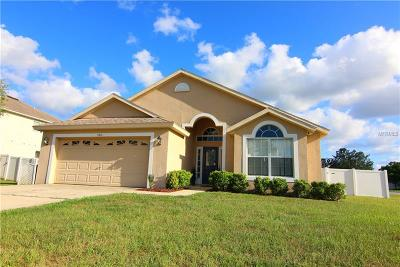 Deltona  Single Family Home For Sale: 3011 Viewpoint Street