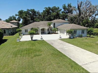 Debary Single Family Home For Sale: 401 River Drive