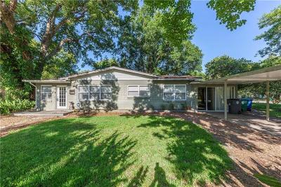 Winter Park Single Family Home For Sale: 1820 Pineview Circle