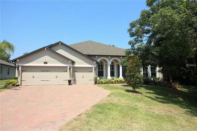 Oviedo Single Family Home For Sale: 805 Zoe Court