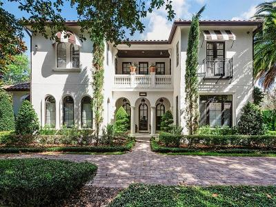 Winter Park Single Family Home For Sale: 1421 Holts Grove Circle