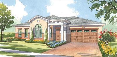 Saint Cloud Single Family Home For Sale: 5019 E Fountainwood Drive