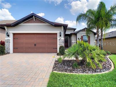Single Family Home For Sale: 317 Navarra Lane
