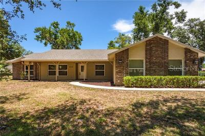 Apopka Single Family Home For Sale: 3426 Westford Drive