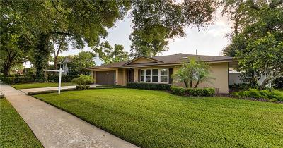 Altamonte Springs Single Family Home For Sale: 806 Viscaya Lane
