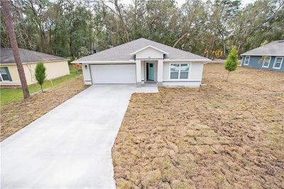 Deltona Single Family Home For Sale: 1480 Lambert Street