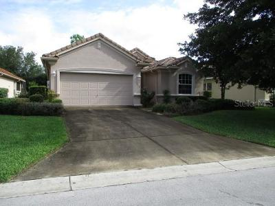 Hernando Single Family Home For Sale: 1559 W Laurel Glen Path
