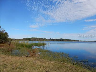 Lake Mary Jane Shores Residential Lots & Land For Sale: 13814 E Lake Mary Jane