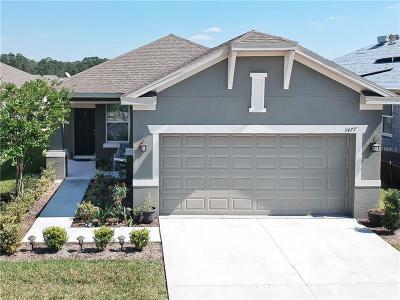 Harmony Single Family Home For Sale: 3477 Sagebrush Street