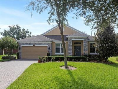 Apopka Single Family Home For Sale: 2308 Pickford Circle