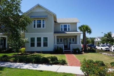 Winter Garden Single Family Home For Sale: 875 Heiston Lane #2A