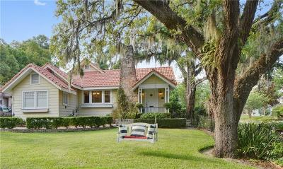 Orlando Single Family Home For Sale: 1627 E Central Boulevard