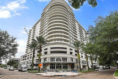 Orlando Condo For Sale: 100 S Eola Drive #1111