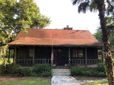 Orlando Single Family Home For Sale: 14655 Lake Pickett Road
